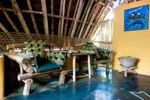 strandhuis Zanzibar, strandhuis Chumbe Island