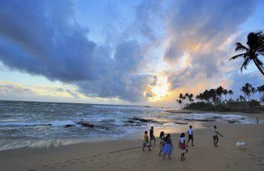 Strand Sri Lanka ©Martin van Lokven