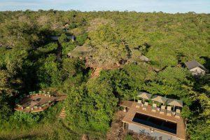 luxe safaritent Rwanda