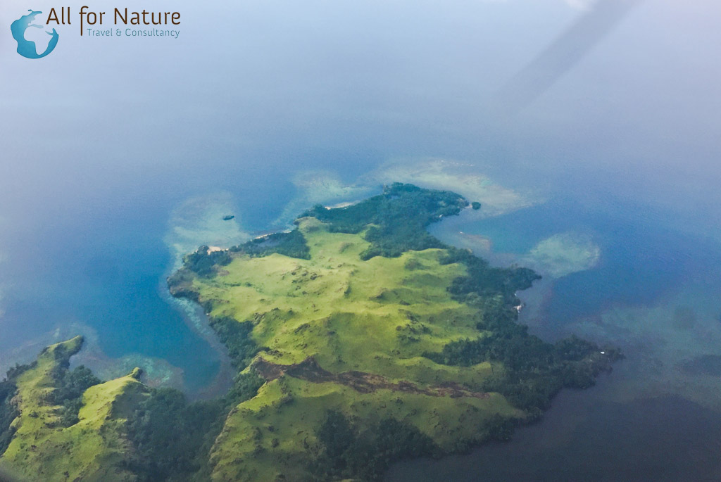 reis Papoea-Nieuw-Guinea