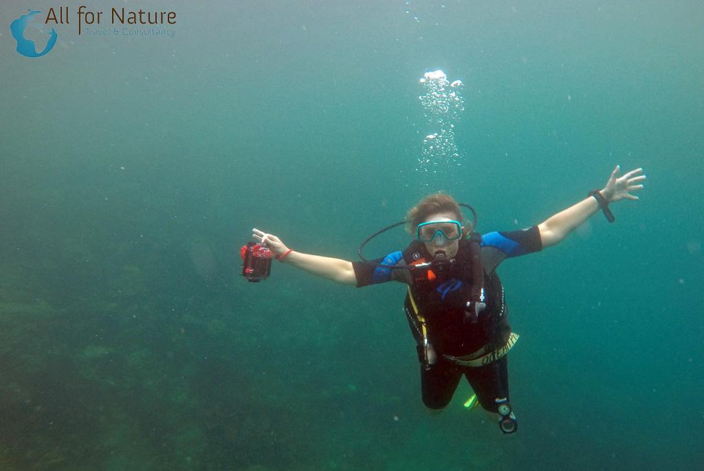 duiken in Papoea-Nieuw-Guinea
