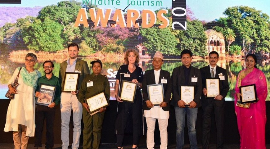 All for Nature wint TOFTigers award 2018