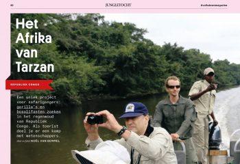 Artikel Volkskrant Congo