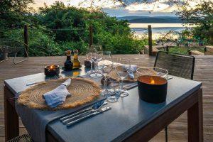 luxe safari Ruanda