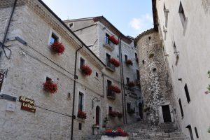 Albergo La Torre, natuurreis Italie, Abruzzo, Abruzzen