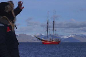 zeilreis, reis Noorderlicht, reis Spitsbergen, Longyearbyen, Arctic zeilreis, poolreis