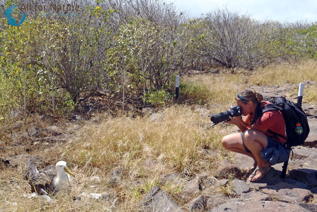 fotografie Galapagos
