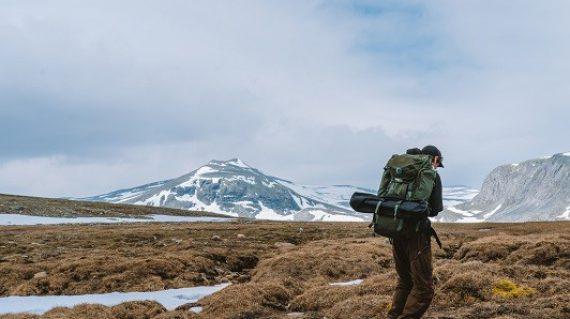 Hiking bij Dovrefjell