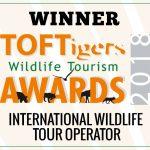 TOFTiger award