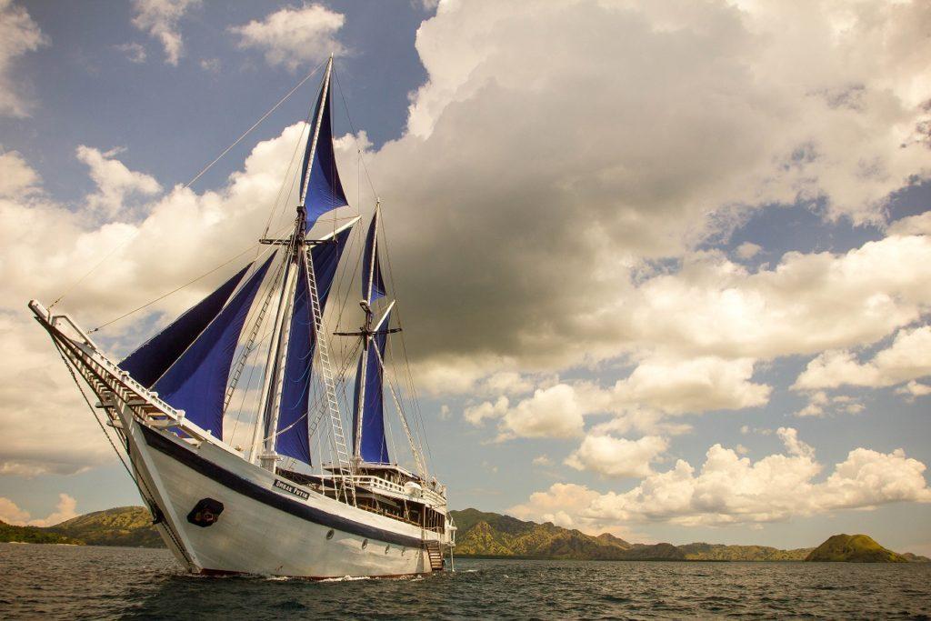 zeilen Papoea Nieuw Guinea, zeilvakantie Papoea