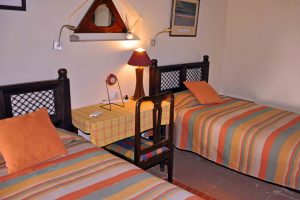 Mela Koti Chambal Safari Lodge, twin room