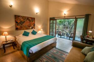 Bandavgarh Jungle lodge, India