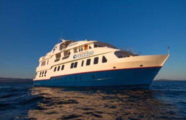 Natural Paradise schip