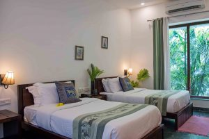 Ranthambore Regency twin room