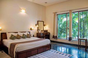 Ranthambore Regency double room, lodge tijgerreis