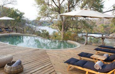 Mkulumadzi Lodge, Majete NP, Malawi