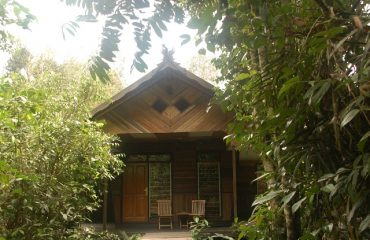 Rimba ecolodge emerald room