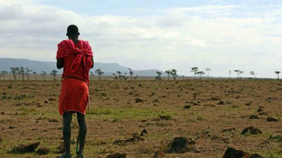 wandelen met de Maasai © All for Nature Travel