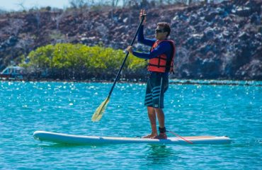 Canal Itabaca stand-up paddle