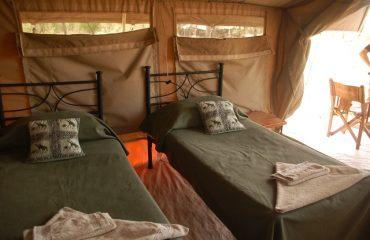 Kati Kati Tented Camp Serengeti