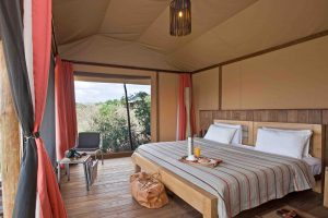 Eagle View Lodge, lodge Kenia, Naboisho