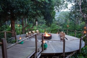 Ngaga Camp, lodge Congo
