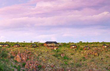 GrootBerg Lodge Namibie