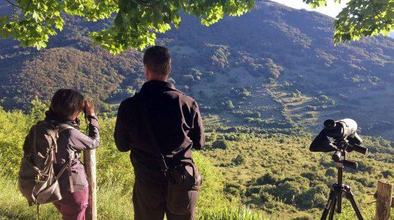 Fotograferen in Abruzzo NP