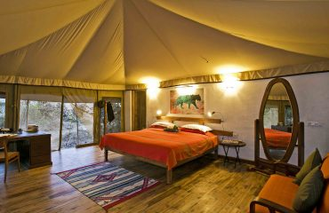 Jamtara Wilderness Camp, Pench NP
