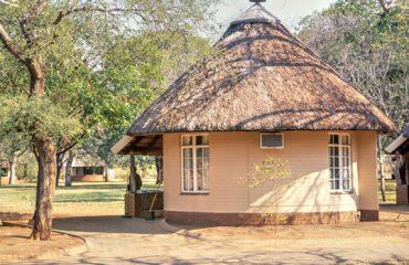 Kruger Satara Camp, Zuid-Afrika