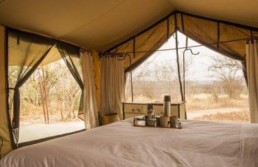 Kwihala Camp in Ruaha NP Tanzania