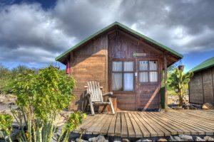 Lava Lodge, Floreana, Galapagos