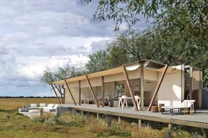 King Lewanika Lodge, lodge Zambia