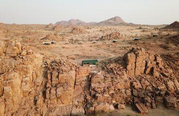 Ozondjou Namibie