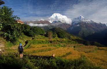 Trek around Ghandruk