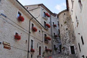 Albergo La Torre, Civitella Alfedena, Abruzzo