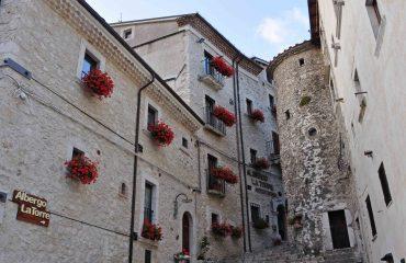 Albergo La Torre, Civitella Alfedena