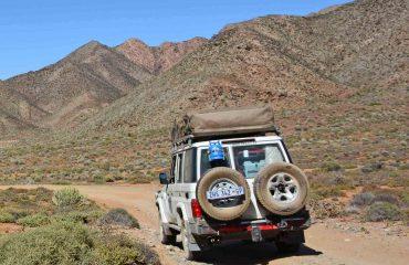 Namibië selfdrive