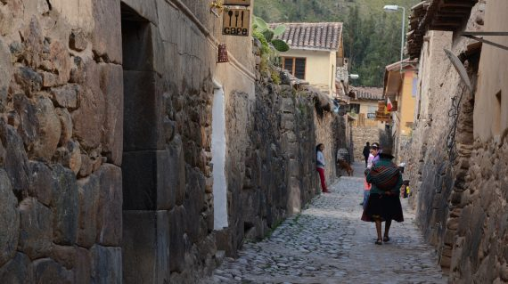 Ollantaytambo in de Heilige Vallei © All for Nature Travel