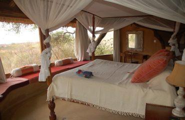 Lewa Wilderness Camp Kenia
