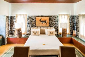 Black Buck Lodge, luxe safari hotel India