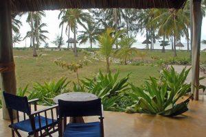 Butiama Beach, hotel Mafia Island