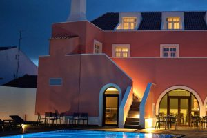 Charming Blue, hotel Santa Maria
