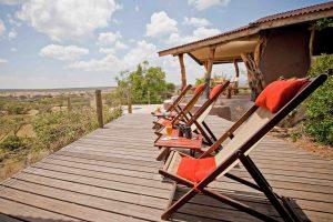 Base Camp Eagle View, safarilodge Kenia