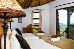 Grootberg Lodge Namibië, lodge Namibië