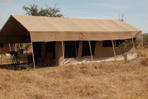 Kati Kati Tented Camp, safari Tanzania