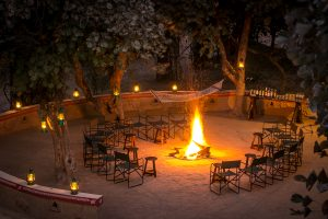 Bandavgarh jungle lodge, ecolodge India
