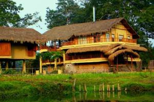 Diphlu Lodge, hotel India