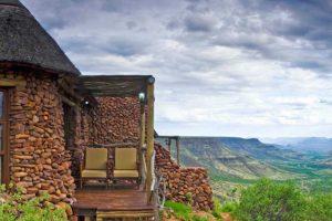 Grootberg Lodge Namibië, hotel Namibië