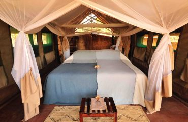 Kakuli Camp interior South Luangwa
